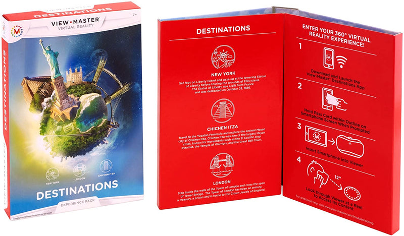 Viewmaster Destinations Experience Pack
