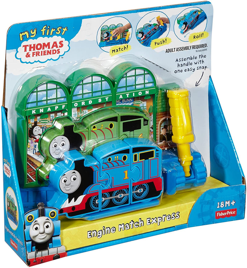Thomas & Friends Match Express Engine