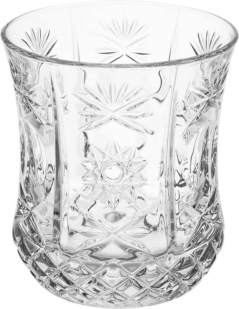 RCR Impero Crystal Glass Set of 6, 220ml