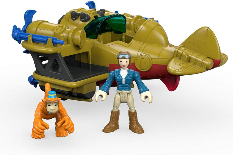 Fisher-Price Imaginext Bi-plane Bomber