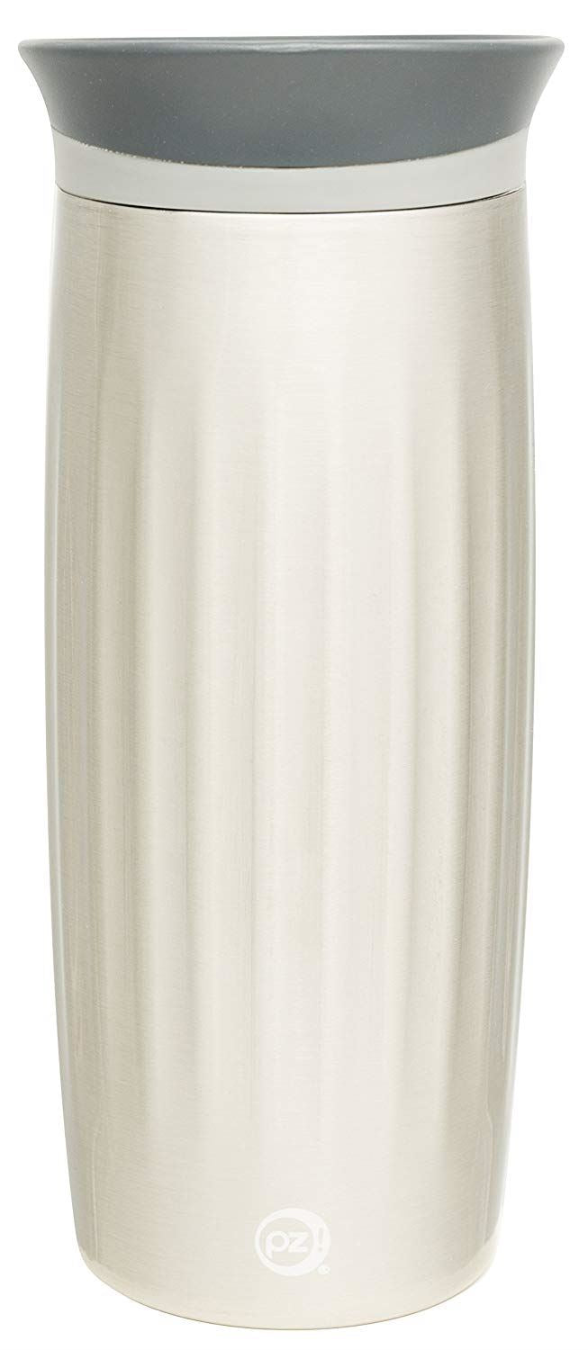 Zak!-Bottle-16oz-SS Thermal Tumbler Brushed (0052-R110)