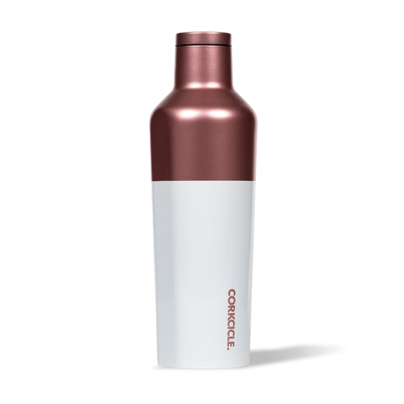 Corkcicle Canteen 9oz Color Block Modern Rose