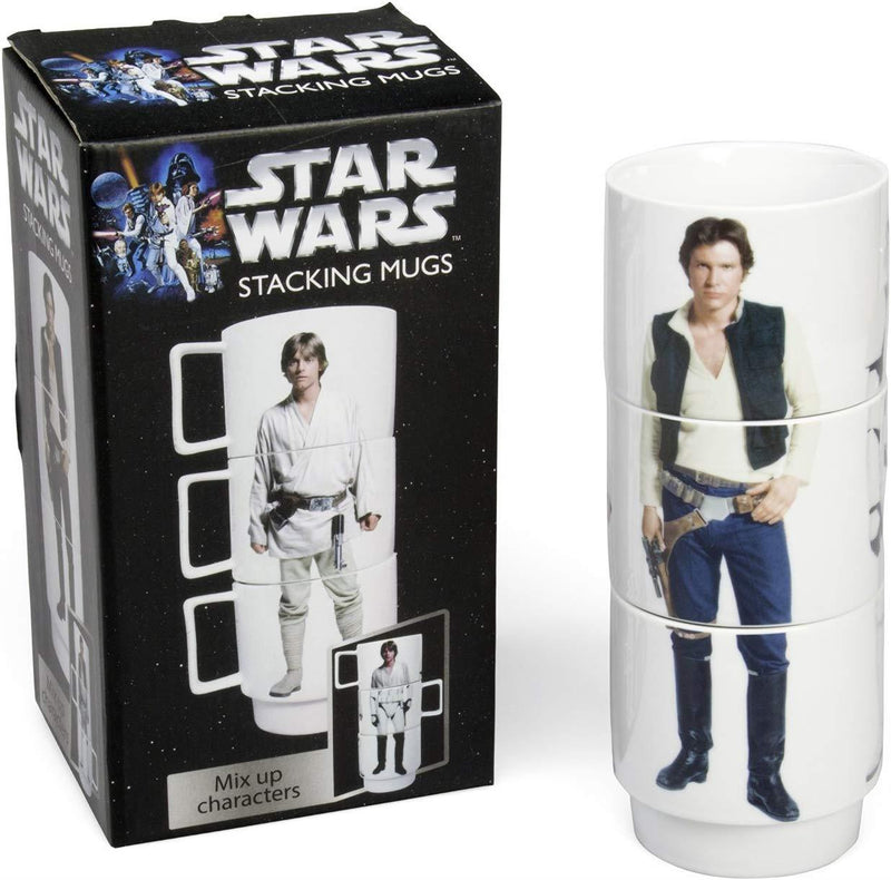Underground Toys Star Wars Stacking Mugs