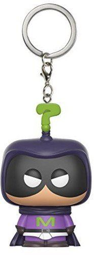 Funko POP! 14205 Pocket POP Keychain: South Park: Mysterion, Multi