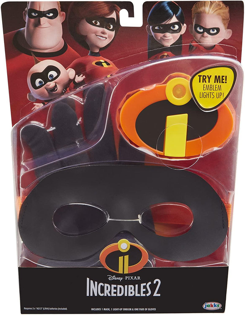 Incredibles 2 Gear Dress up Set, Unisex-Child, One Size