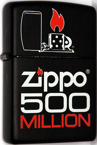 Zippo 500th Millionth Lighter
