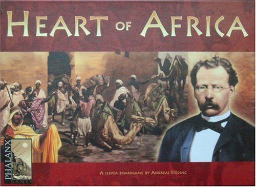 Mayfair Phalanx-Strategy-Games-EN Heart of Africa