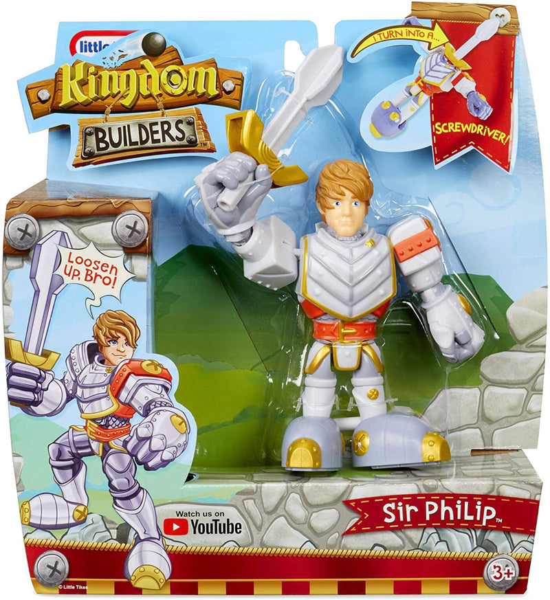 LITTLE T KINGDOM BUILDERS SIR 647659P*E