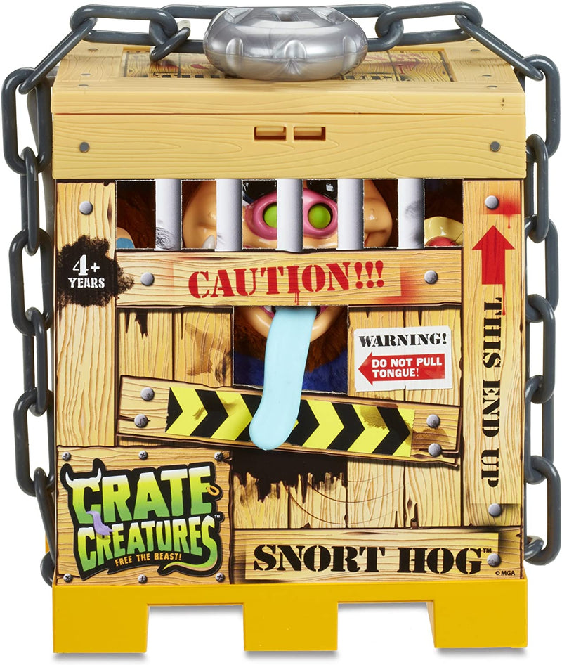 Crate Creatures Surprise- Snort Hog