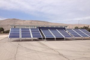 Solar container products available