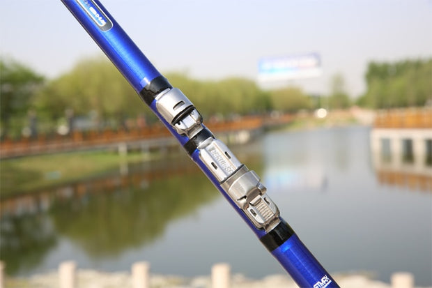 Carbon Fiber Spinning Fishing Rod