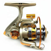 Fishing Spinning Reel Metal Spool