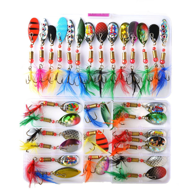 Spoon Lure Set