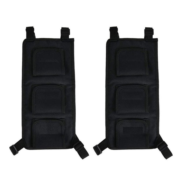 2Pcs Fishing Rod Holder Carrier for Vehicle Backseat Holders
