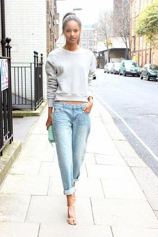 Model Malaika Firth's Off-Duty Style