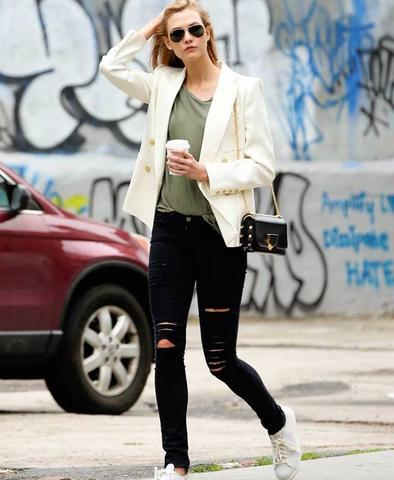 Favorite Outfit of the Week: Karlie Kloss