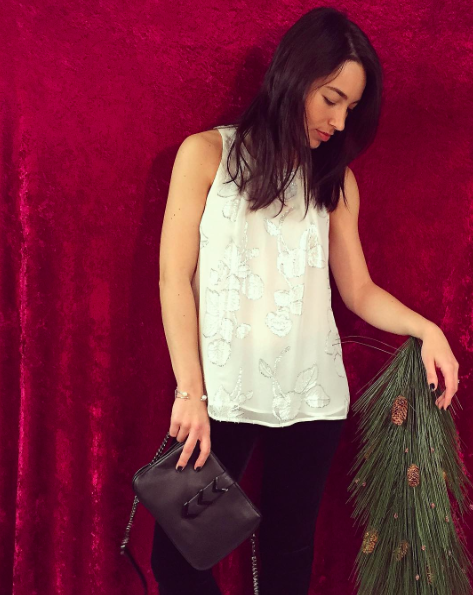 The Easy Holiday Outfit to Wear Through the New Year