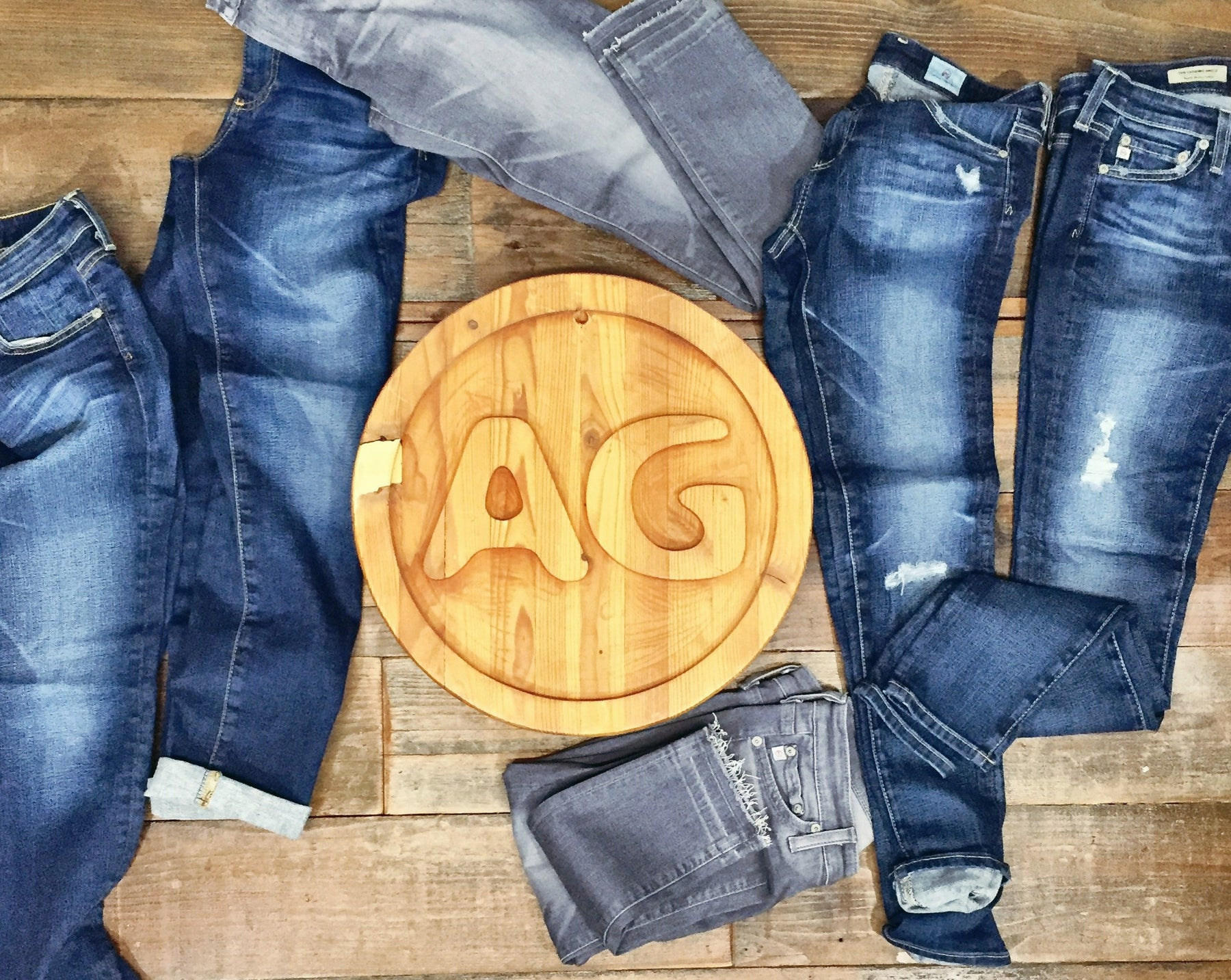 All About AG Jeans