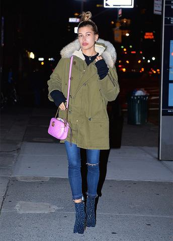 Get the Look: Hailey Baldwin