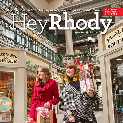 HeyRhody names Bellevue Avenue as local Rhode Island shopping district