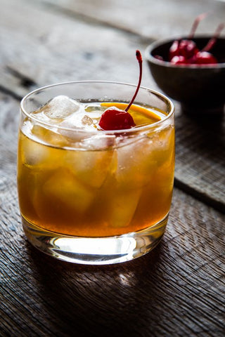 Maple Bourbon Cocktail Recipe