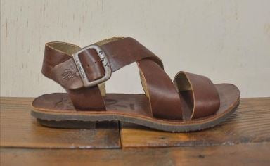 FLY LONDON Bian Sandal - Tan