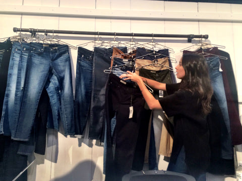 AG Jeans at Coterie