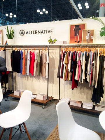 Alternative Apparel at Coterie