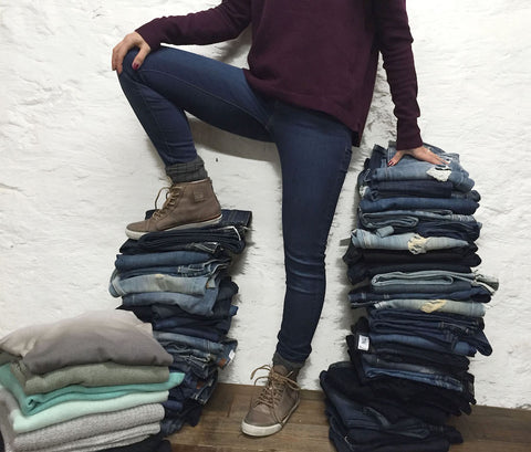 Laura Jean Annual Denim Sale