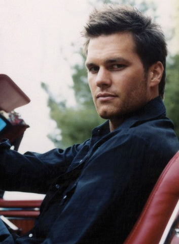 Tom Brady is a great inspiration for men's style