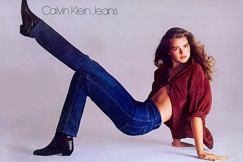 Brooke Shields Levi's Ad Campaign