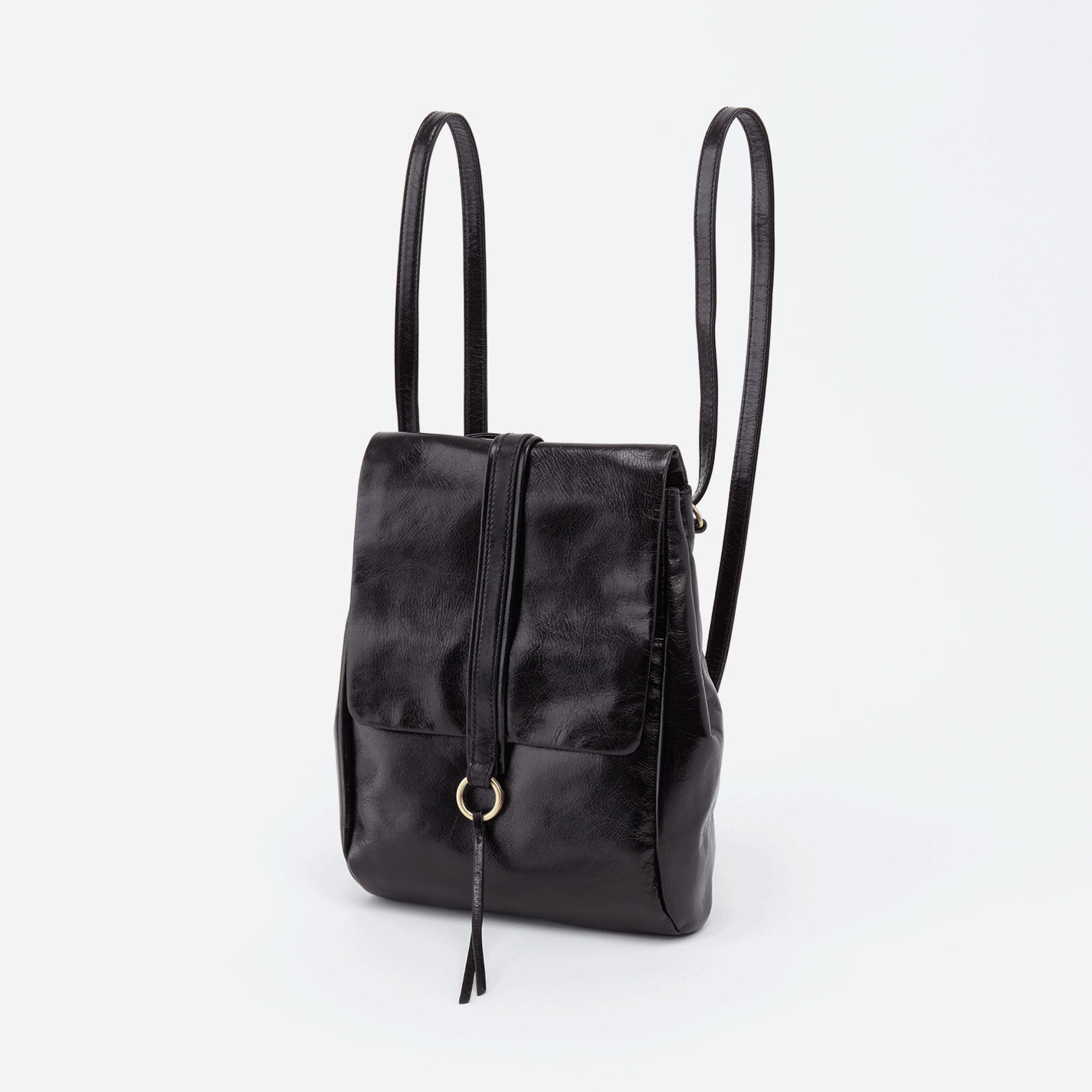 Bridge Convertible Backpack - Black