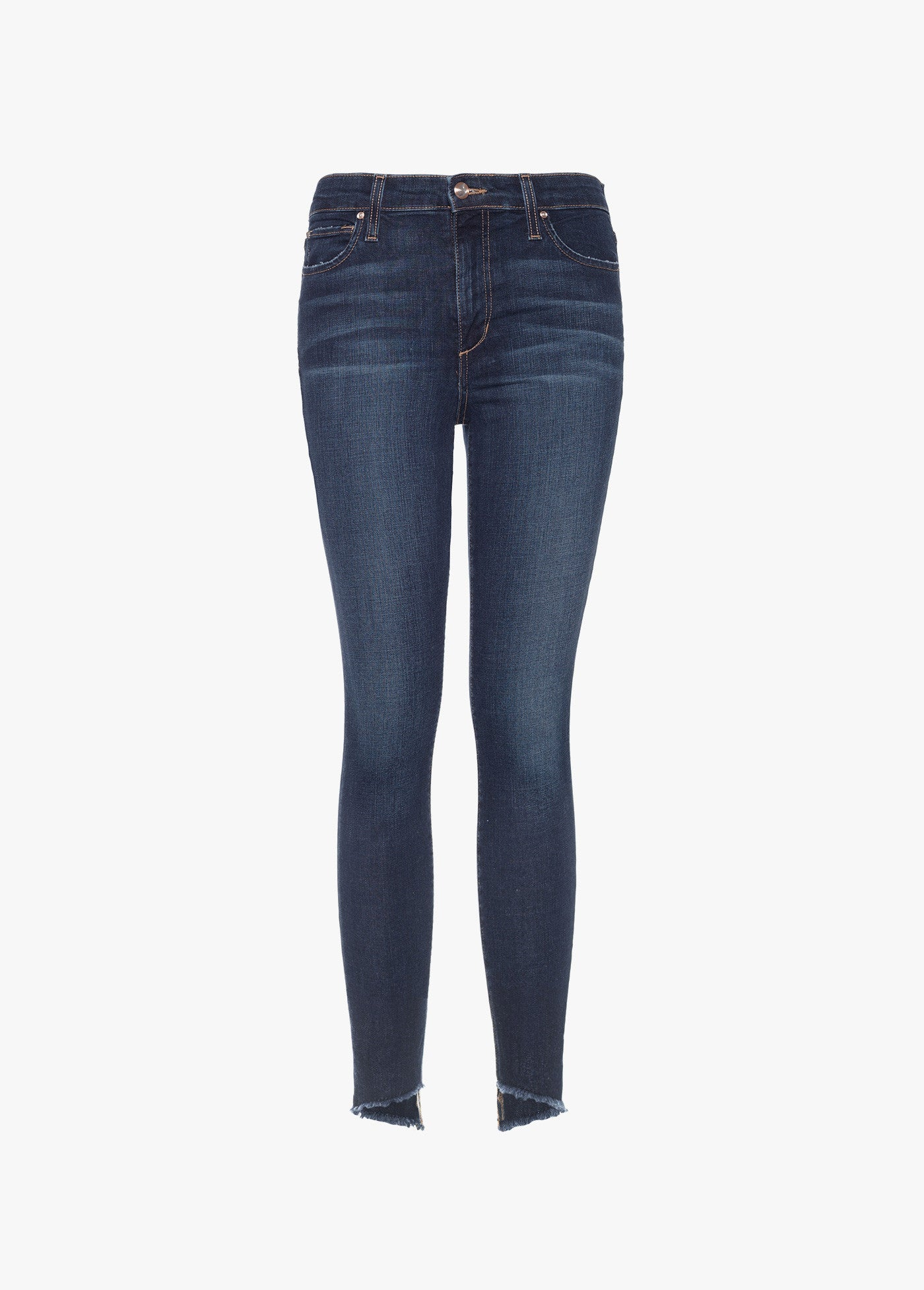 The Charlie High Rise Skinny Ankle - Tania