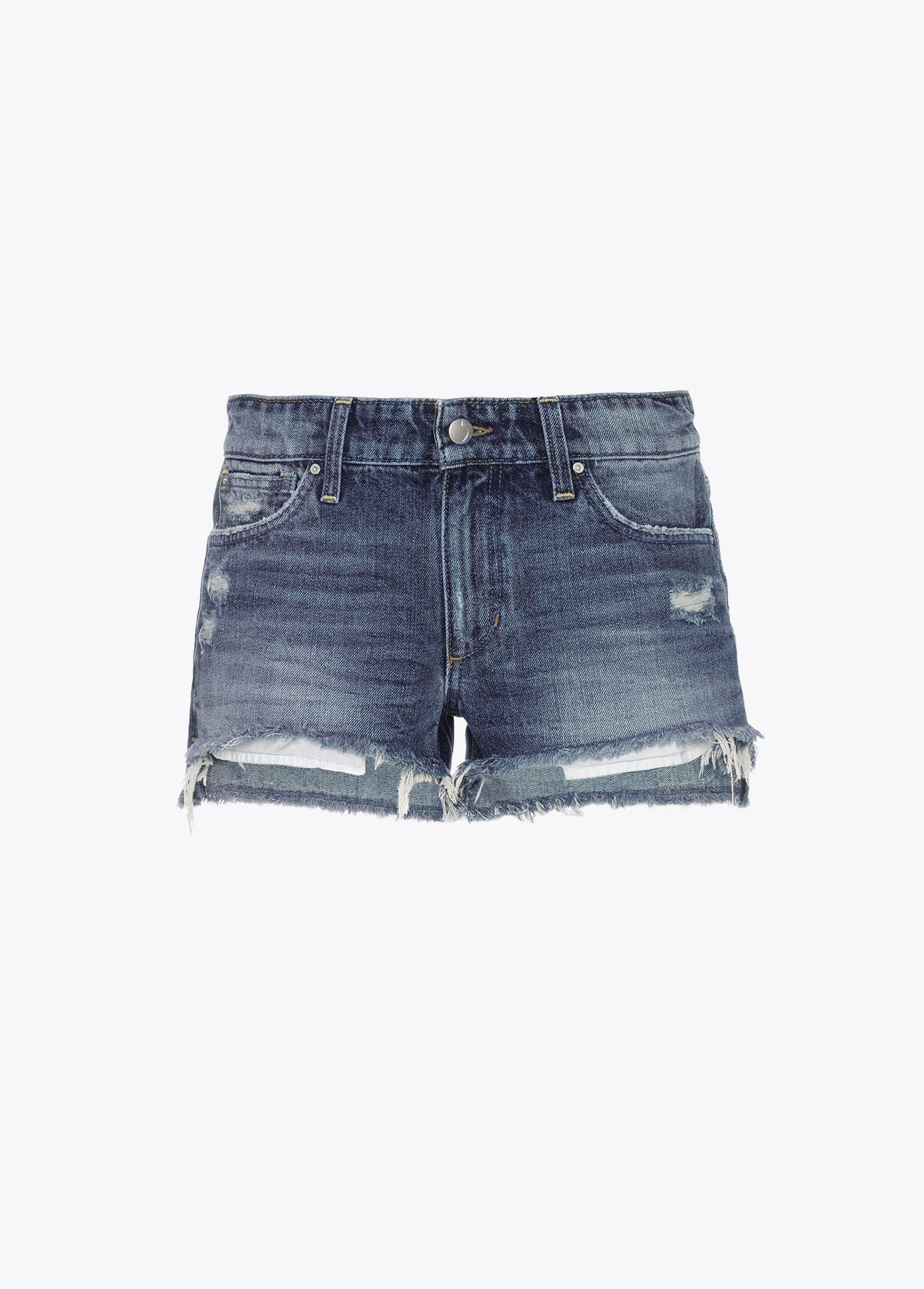 High-Low Shorts - Rudi