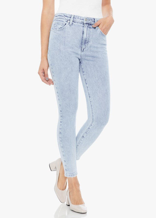 The Bella High Rise Skinny Crop - Copley