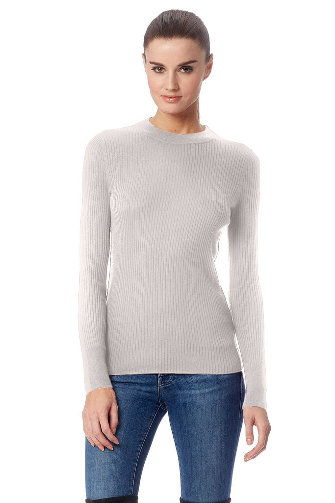 Betty Crew Neck Sweater - Lunar