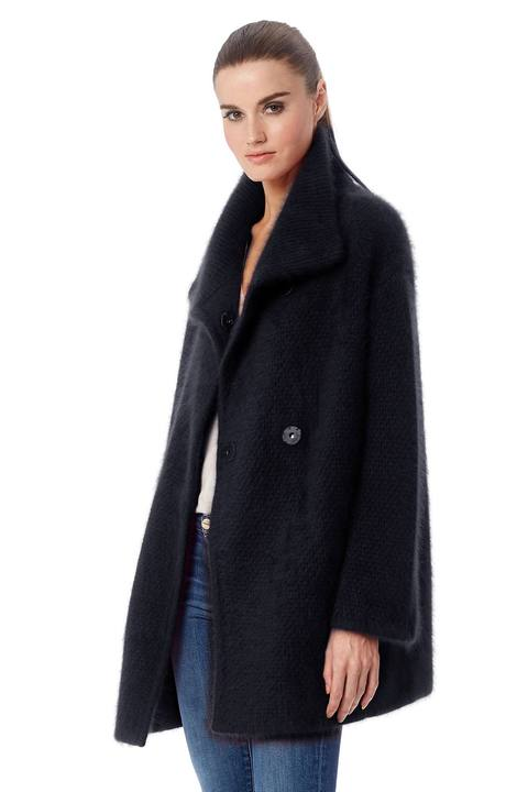 Elsie Coat - Carbon