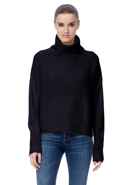 Raelynn Turtleneck - Black