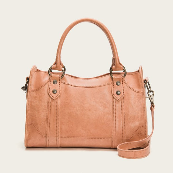 Melissa Satchel - Dusty Rose