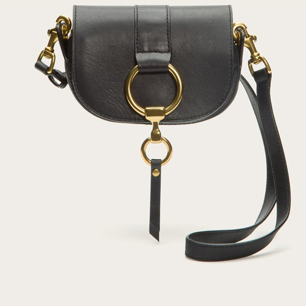 Ilana Harness Mini Saddle - Black