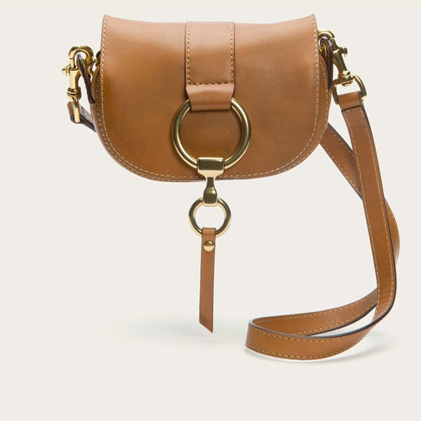 Ilana Harness Mini Saddle - Cognac