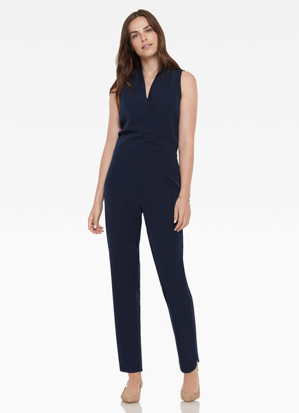 Lawrence Jumpsuit - Navy