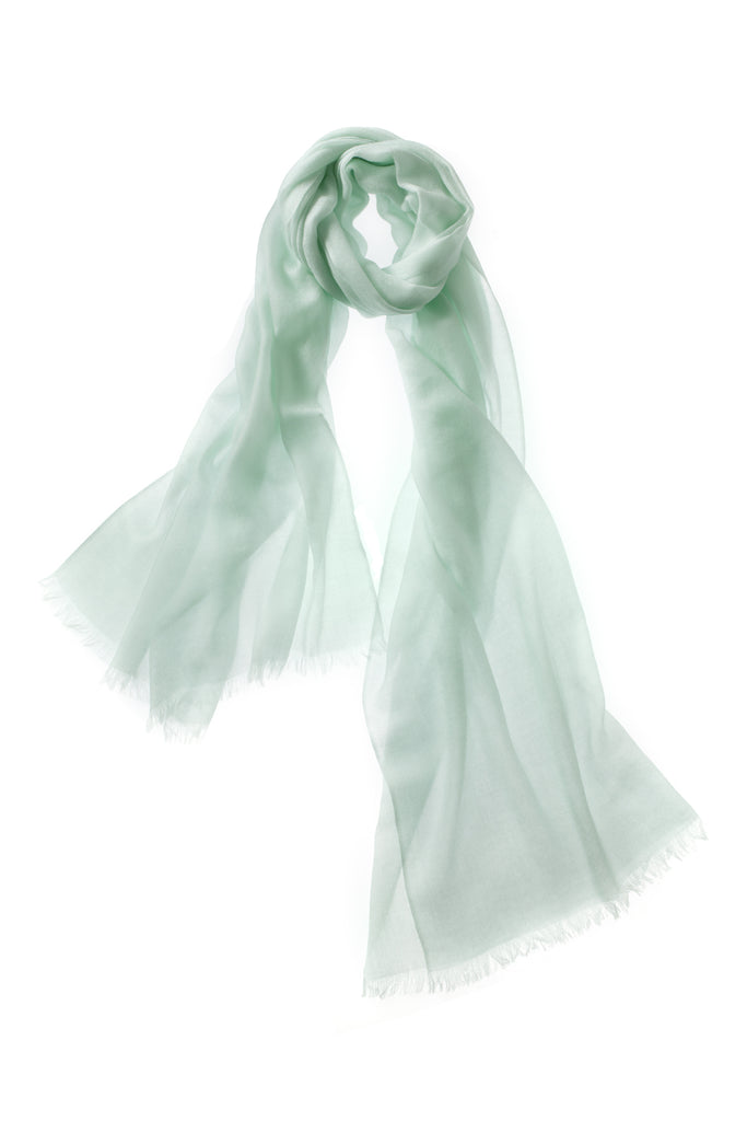 Aria Shawl - Beach Glass
