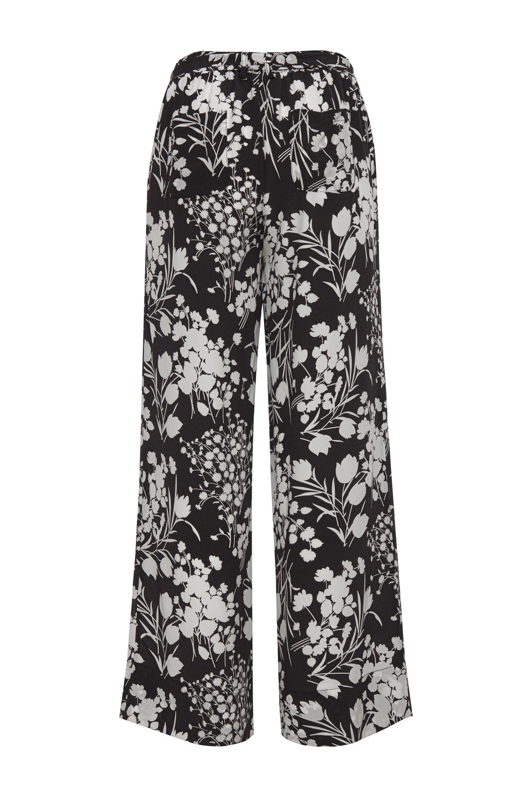 Shadow Print Pant - Dove
