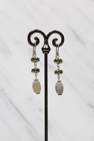 Chan Luu Earrings - Labradorite
