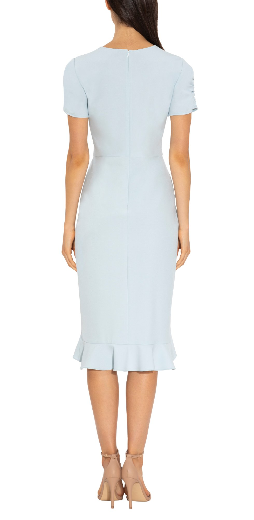 Alianora Dress - Powder Blue