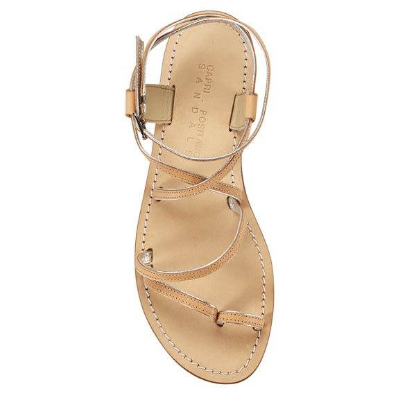 Procida Sandal - Tan/Natural