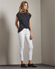 Legging Ankle - White
