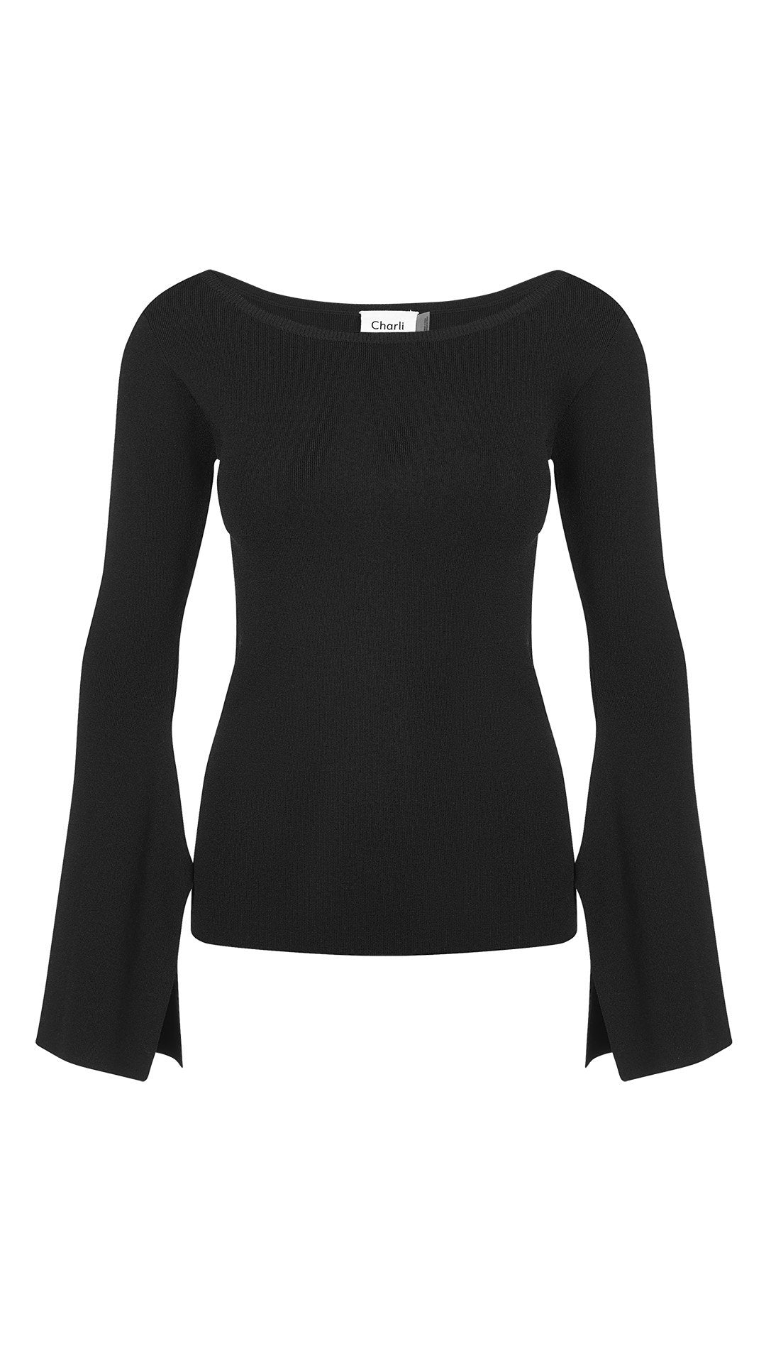 Vincent Top - Black