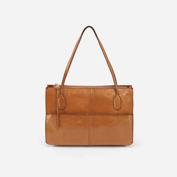 Friar Shoulder Bag - Honey